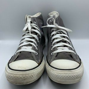 Converse Shoes - Converse Lot of 2 Gray Hight Tops & White Low Tops